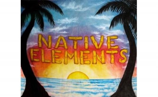 HellaFunny Downtown Comedy Night & Native Elements at Bar Fluxus in Union Square, San Francisco