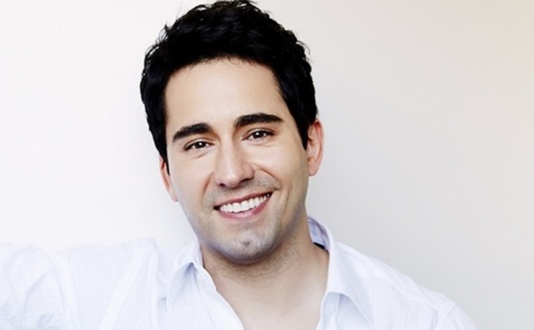 John Lloyd Young at Feinstein at the Nikko in Union Square, San Francisco