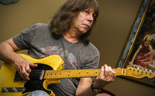 Pat Travers Band at Biscuits and Blues in Union Square, San Francisco
