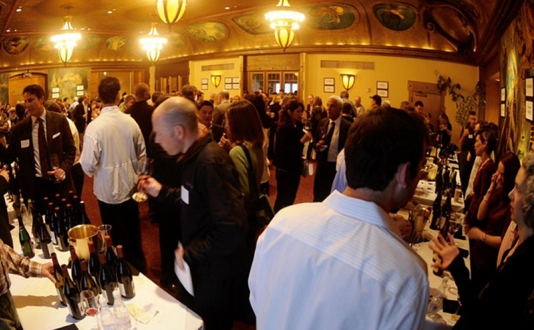 PinotFest 2017 - The Great Big Bacchanalia at Farallon in Union Square, San Francisco