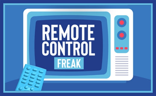 Remote Control Freak • Skip to the best part!