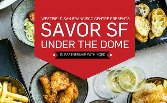 Savor SF Under The Dome