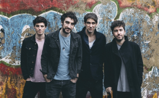 The Coronas at August Hall in Union Square, San Francisco