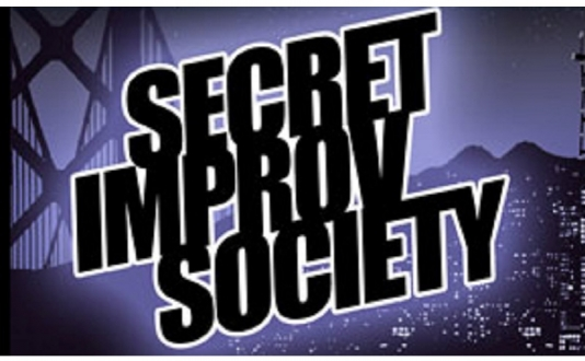 Secret Improv Society: Late-Night Comedy Show at Shelton Theater in Union Square, San Francisco