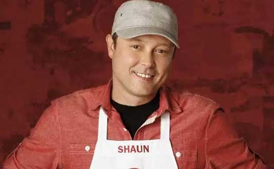 MasterChef Shaun O'Neale Cooking Demo