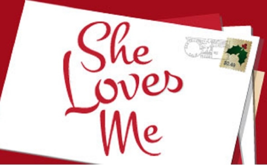 She Loves Me at the San Francisco Playhouse in Union Square, San Francisco