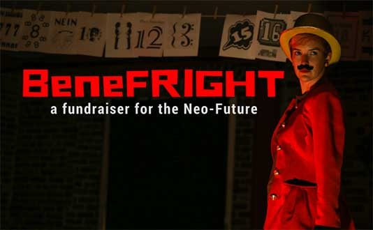 SF Neo-Futurists present: BeneFRIGHT