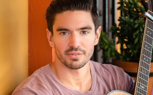 Steve Grand: The Pink Champagne Tour