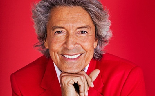 Tommy Tune at Feinstein's at The Nikko in Union Square, San Francisco