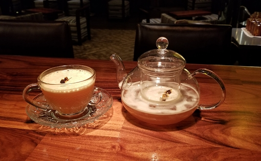 "Clock Bar Debuts New Alice in Wonderland Themed Menu ""Time Stands Still"" at the Westin St. Francis Hotel in Union Square, San Francisco"