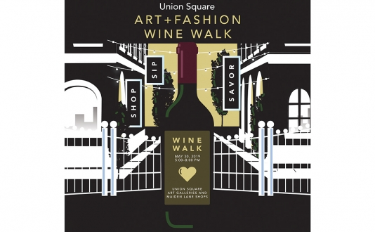 Art+Fashion Wine Walk