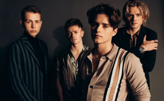 The Vamp | HRVY | New Hope Club at August Hall in Union Square, San Francisco