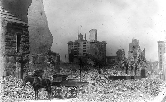 City in Ruins, Remembering the 1906 San Francisco Earthquake