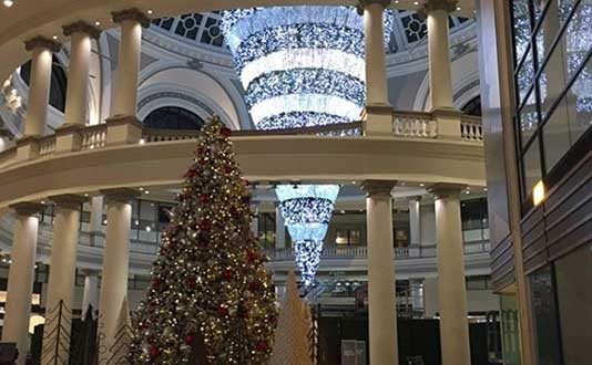 Holiday Tree Lighting Under The Dome & Holiday Tree Lighting Under The Dome | Visit Union Square | Hotels ... azcodes.com