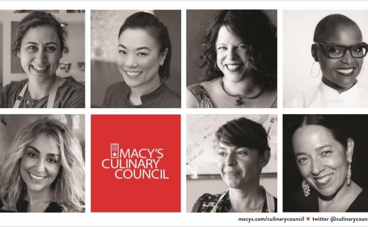 Macy's Hosts Candid Conversation with Culinary Women in Union Square, San Francisco