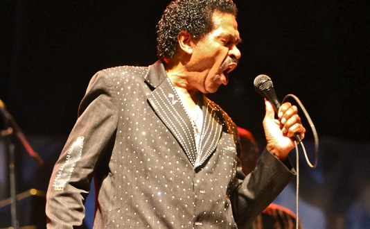 Bobby Rush at Biscuits and Blues in Union Square, San Francisco