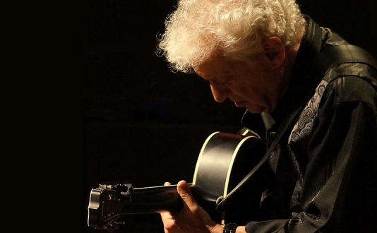 Doug MacLeod at Biscuits and Blues in Union Square, San Francisco