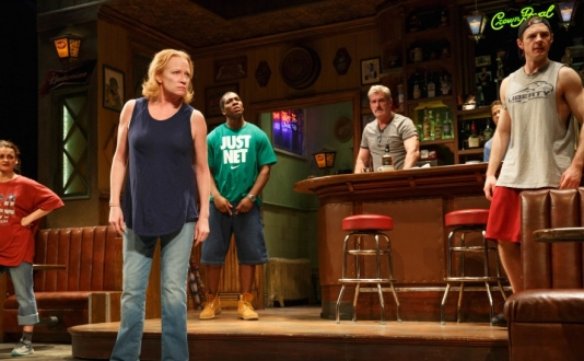 American Made Drama of Grit and Heart: SWEAT at the ACT Geary Theater in Union Square, San Francisco