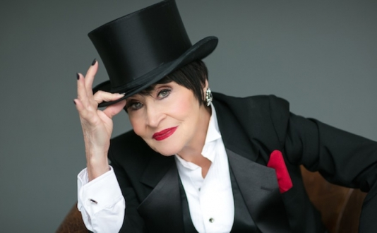 """Chita Rivera is a wonder to behold"" Wall Street Journal"