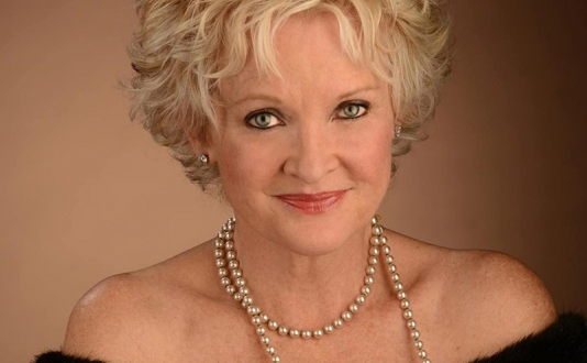 Tony Award Winner Christine Ebersole at Feinstein's at the Nikko in Union Square, San Francisco
