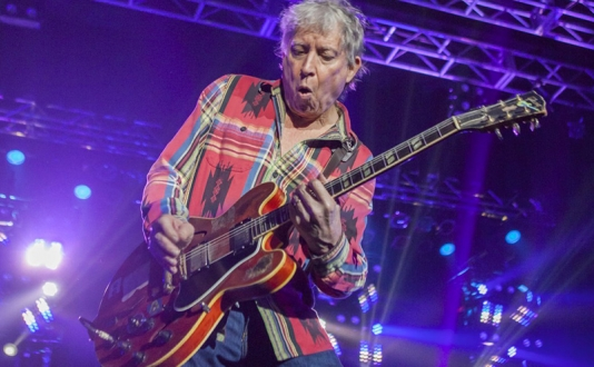Elvin Bishop Band at Biscuits and Blues in Union Square, San Francisco