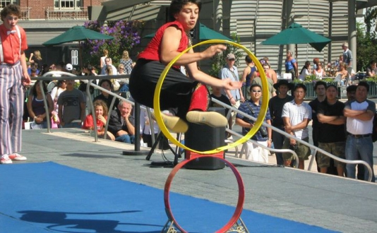 Picklewater Free Circus Festival