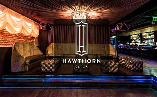 New Year's Eve at Hawthorn