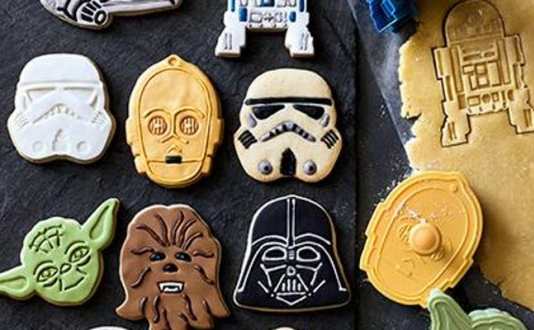 Junior Chef Cooking Class | Star Wars Cookie Party