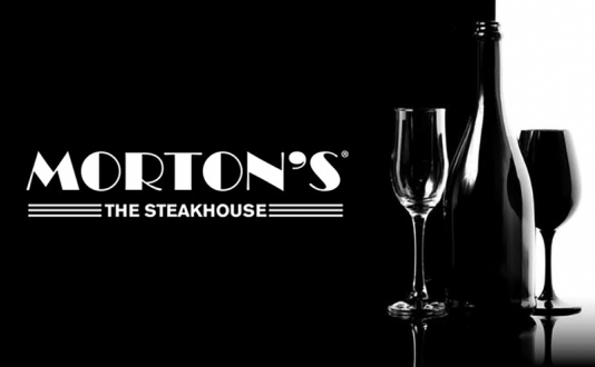 Morton's Duckhorn Wine Dinner