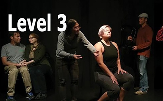 Level 3:Group Play and Environment a.k.a. The Monoscene