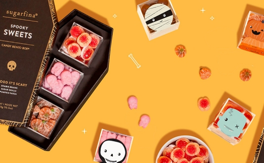 Sugarfina's Halloween Collection Revealed! Only in Union Square, San Francisco