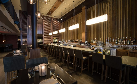 Spice Up Your Life at E&O Kitchen and Bar in Union Square, San Francisco