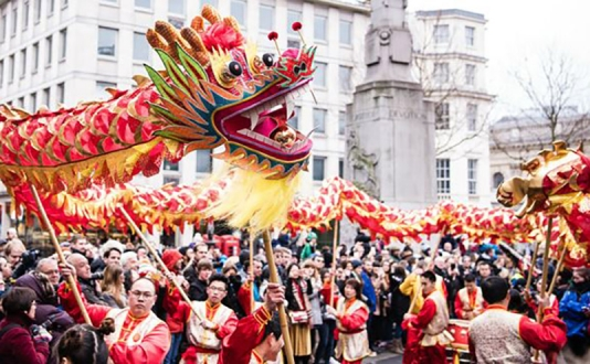 Southwest Airlines Chinese New Year Parade - 2019; see it in Union Square, San Francisco!