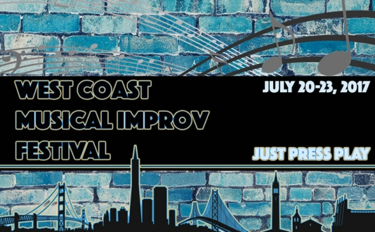 West Coast Musical Improv Fest at Un-scripted Theater Company in Union Square, San Francisco
