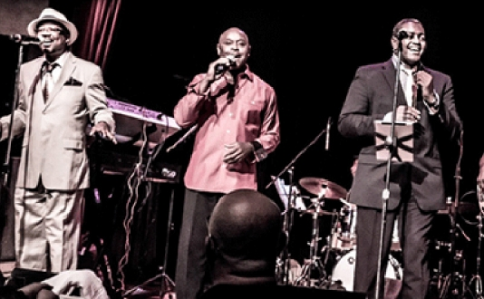 Tony Lindsay Presents: The Soul Soldiers at Biscuits and Blues in Union Square, San Francisco