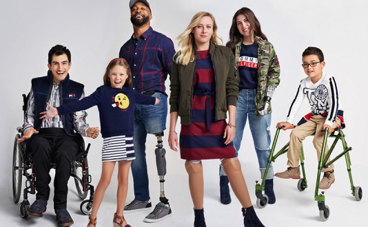 BIG NEWS: The Adaptive Fall Launch at Tommy Hilfiger in Union Square, San Francisco