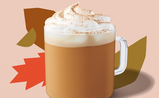 Fall Is On: Pumpkin Spice Latte IS BACK!!!