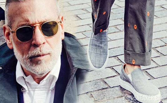 Nick Wooster X GREATS Launch at Westfield San Francisco Centre in Union Square, San Francisco