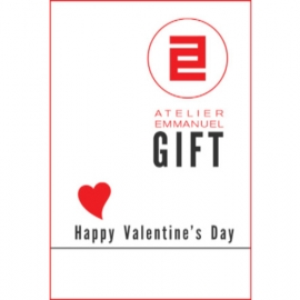 10% OFF Services and Products - Atelier Emmanuel Gift Card