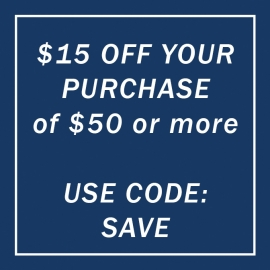 $15 off $50 or more! at Old Navy in Union Square, San Francisco
