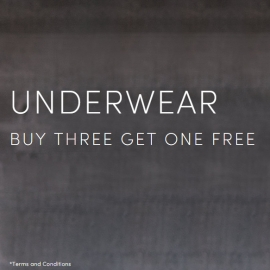 Buy Three Get One FREE at icebreaker in Union Square, San Francisco