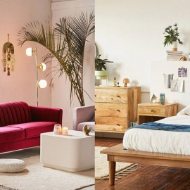 40% Off Couches, Tables, & Other Home Decor Needs at Urban Outfitter in Union Square, San Francisco