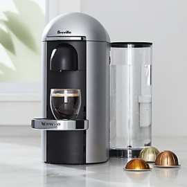 25% off Nespresso® Espresso Makers at Crate and Barrel in Union Square, San Francisco