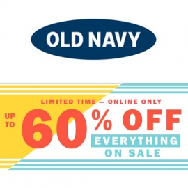 60% Off Everything!
