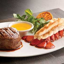 Morton's The Steakhouse -$55 Steak & Lobster Special