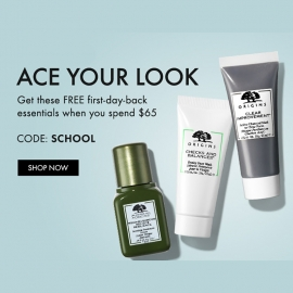 ACE Your Look • FREE First-Day-Back Essentials* (Code: SCHOOL)