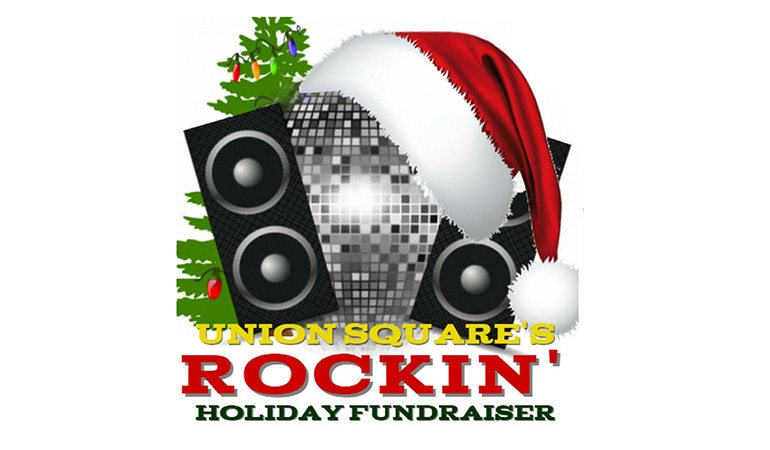 Union Square's Rockin' Holiday Fundraiser