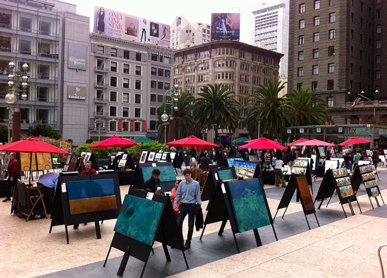 Union Square SF